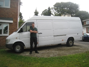 Man and a Van Southampton - Removals, courier, house moves and more